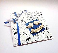 Papiernictvo - Pohľadnica ... svadobná tradičná - 10587870_