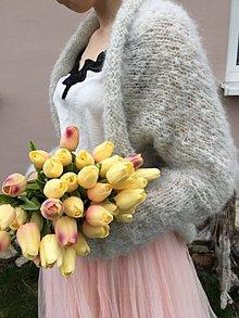 Svetre/Pulóvre - Romantic cardigan - 10586752_