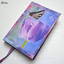 Papiernictvo - Univerzální obal na knihu - Nature - 10588050_