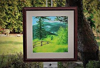 Obrazy - Krásne Slovensko - 10588431_