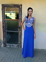 Šaty - FOLK ŠATY - 10589371_