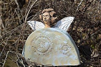 Dekorácie - Anděl Páně :) - 10588392_