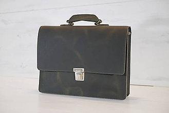 Veľké tašky - Pánska aktovka - Mikelo No.3 - 10588650_