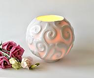 Svietidlá a sviečky - (Pro)svítání - 10589507_