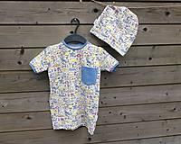 Detské oblečenie - Tričko - magický úplet - 10589521_