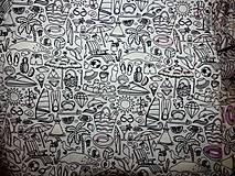 Detské oblečenie - Tričko - magický úplet - 10589523_