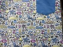 Detské oblečenie - Tričko - magický úplet - 10589524_