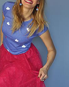 Tričká - Tričko Sirene - 10587117_