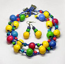 Sady šperkov - Springfield - sada šperkov - skladom - 10587371_
