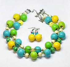 Sady šperkov - Narcissa - sada šperkov - skladom - 10587576_
