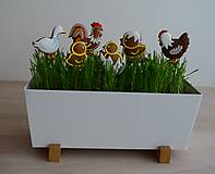 Dekorácie - Veľkonočné medovníky na objednávku - 10587459_