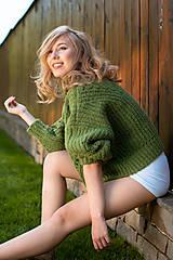 Bielizeň/Plavky - Šortkové nohavičky z organickej bavlny - 10588532_