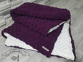 Úžitkový textil - Deka - 10586456_
