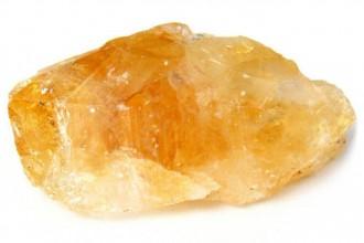 Minerály - Citrín - netromlovaný - prírodný - 10587875_