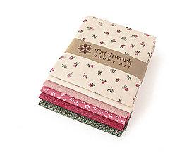 Textil - Bavlnené látky - balíček TFQ132 - 10587515_