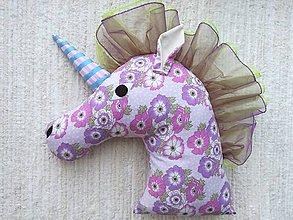 Textil - Susugo Jednorožec - Unicorn. - 10588987_