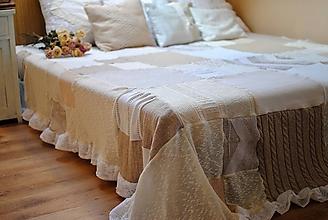 Úžitkový textil - Provensálska vintage - 10587147_
