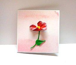 Papiernictvo - Pohľadnica ... v poslednom lúči - 10590867_