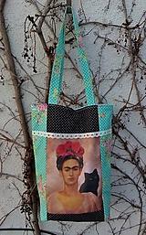 Veľké tašky - Kabela Frida Kahlo - 10591104_