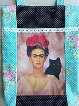 Veľké tašky - Kabela Frida Kahlo - 10591105_