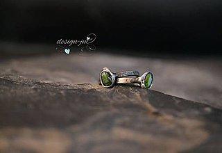 Prstene - Minimalistický.... - 10590113_