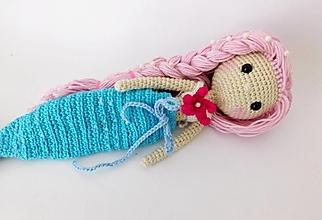 Hračky - Morská panna - 10590936_