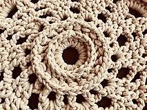 "Úžitkový textil - Koberec ""Cream"" - 10590890_"