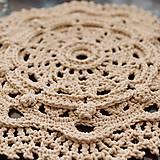 "Úžitkový textil - Koberec ""Cream"" - 10591428_"