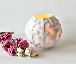 Svietidlá a sviečky - (Pro)svítání - 10590382_