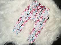 Detské oblečenie - baboo spring tepláčiky - 10589671_