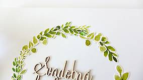 Papiernictvo - svadobná kniha hostí - 10591818_