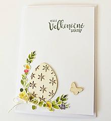 Papiernictvo - pohľadnica veľkonočná - 10593835_
