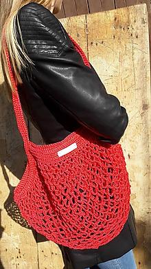 Nákupné tašky - Nákupná sieťovka - 10593521_