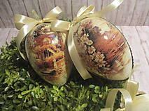 Dekorácie - Veľkonočné vajíčka - 10594226_
