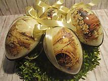 Dekorácie - Veľkonočné vajíčka - 10594229_