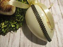 Dekorácie - Veľkonočné vajíčka - 10594231_