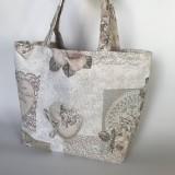 Iné tašky - malá taška na obedár alebo drobnosti - 10593370_
