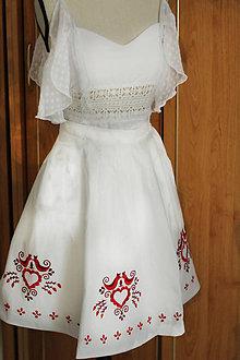 Šaty - Folklórne šaty - 10594090_