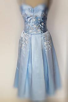 Šaty - šaty z kolekcie Mýtus Gorala I. AKCIA - 10594112_