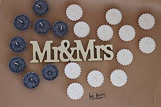 Darčeky pre svadobčanov - Plamienky#Svadobné - 10593735_