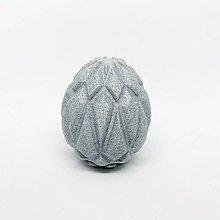 Dekorácie - 3d Veľkonočná kraslica - 10594884_