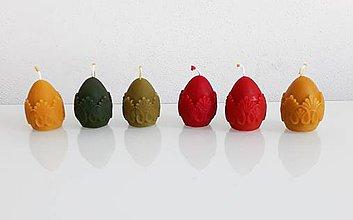 Svietidlá a sviečky - Sada veľkonočných vajíčok - 10592521_