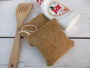 Úžitkový textil - kuchynské hubky na riad - 10591720_