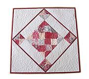 Úžitkový textil - Obrus štvorcový Chateau Rouge - 10598028_