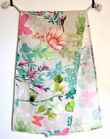 Úžitkový textil - Obrus na stôl-štóla(158 cm x 38 cm) - 10597785_