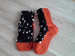 Topánočky - Detské ponožky 12 - 10596778_