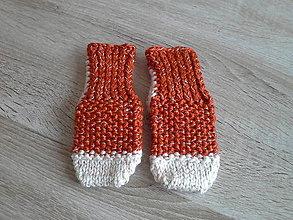 Topánočky - Detské ponožky 22 - 10596955_