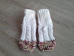 Topánočky - Detské ponožky 31 - 10597177_