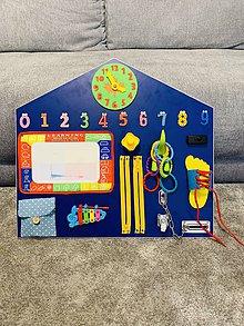 Hračky - Activity board / Busy board - 10598544_