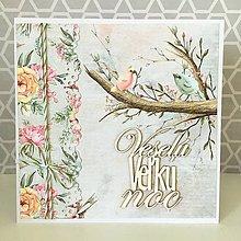 Papiernictvo - Veľkonočná pohľadnica - 10598758_